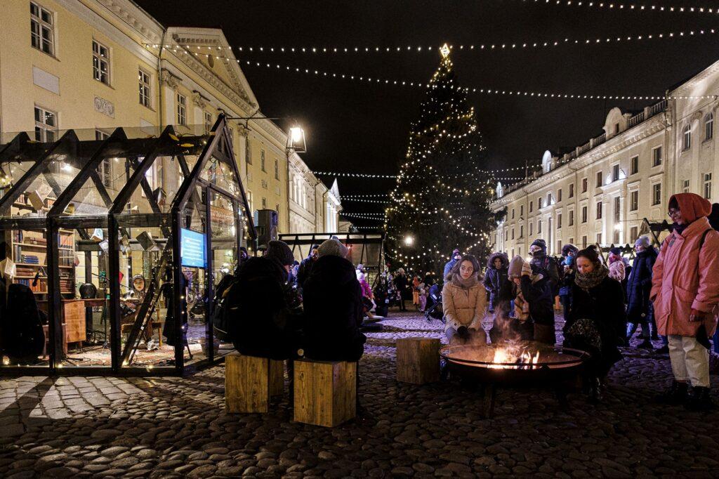 Tartu Valguskülas pakutakse kirjanduslikke elamusi kuni 22. detsembrini